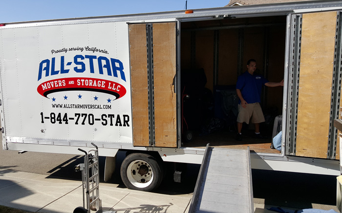 commercial moving company central valley ca