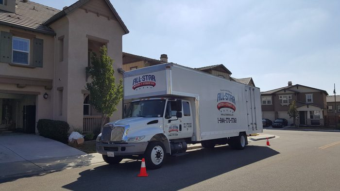 Moving Company in East Bay California