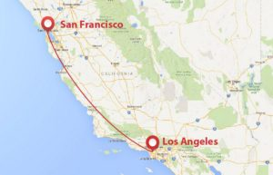 moving from san francisco to los angeles