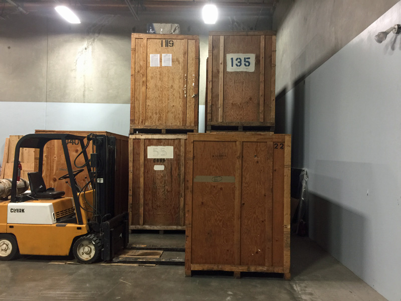 secure storage central valley California