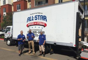 Contact All Star Movers U0026 Storage In Tracy CA