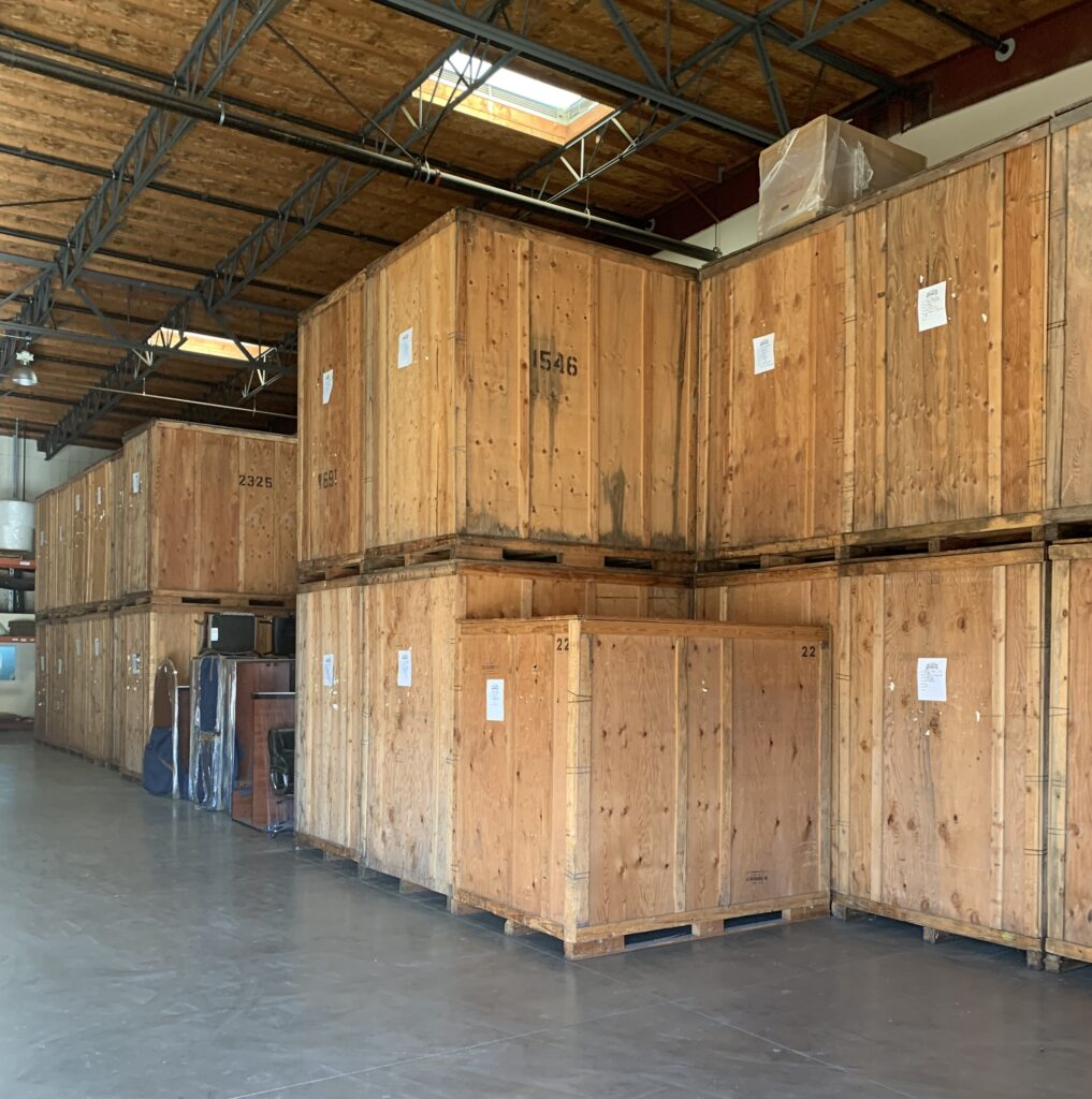 moving and storage in dublin ca