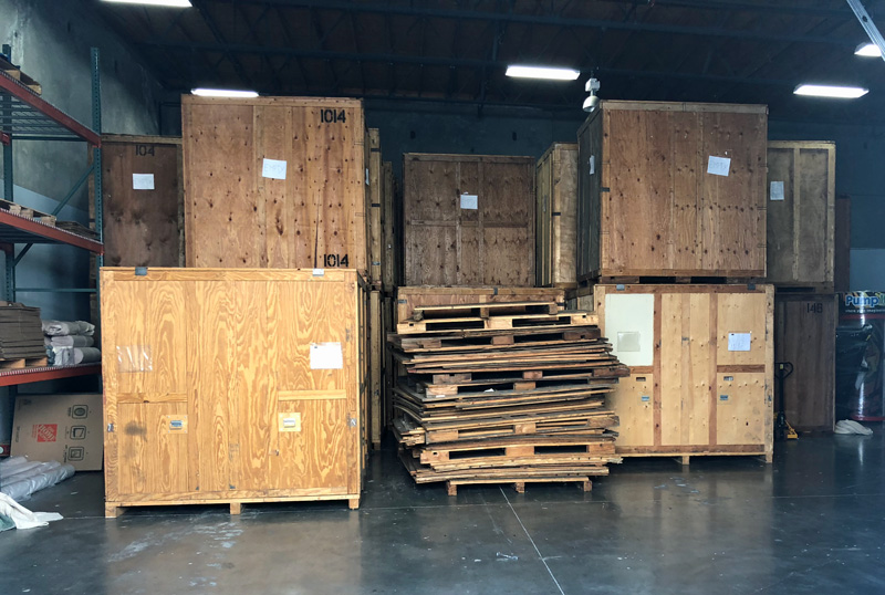 Merveilleux Moving And Storage Dublin ...