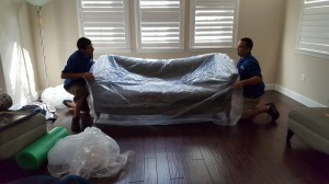 Wrapping Couch