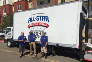 All Star Movers Crew California
