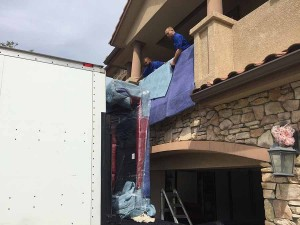 Hoisting and Lowering Services by All Star Movers